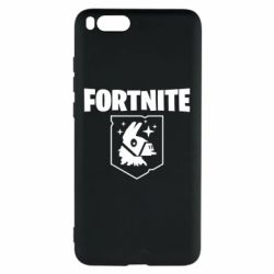 Чехол для Xiaomi Mi Note 3 Fortnite and llama
