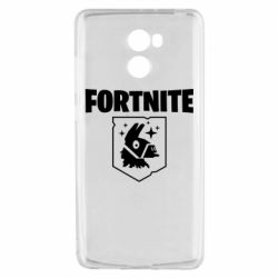 Чехол для Xiaomi Redmi 4 Fortnite and llama