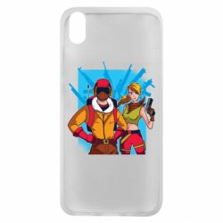 Чехол для Xiaomi Redmi 7A Fortnite art