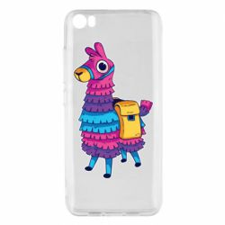 Чехол для Xiaomi Mi5/Mi5 Pro Fortnite colored llama
