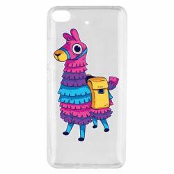 Чехол для Xiaomi Mi 5s Fortnite colored llama