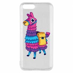 Чехол для Xiaomi Mi6 Fortnite colored llama