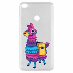 Чехол для Xiaomi Mi Max 2 Fortnite colored llama