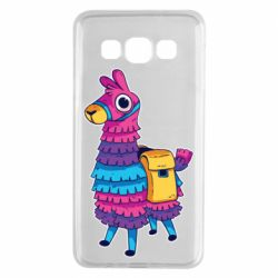 Чехол для Samsung A3 2015 Fortnite colored llama