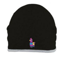 Шапка Fortnite colored llama