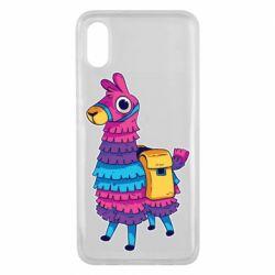 Чехол для Xiaomi Mi8 Pro Fortnite colored llama
