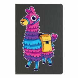 Блокнот А5 Fortnite colored llama