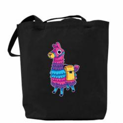 Сумка Fortnite colored llama