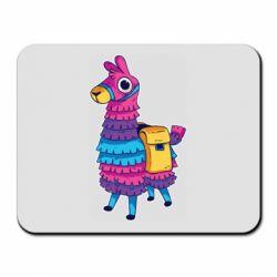 Коврик для мыши Fortnite colored llama