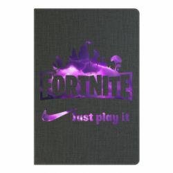 Блокнот А5 Fortnite just play it