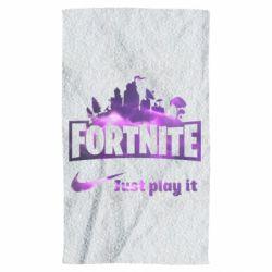 Рушник Fortnite just play it