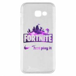 Чохол для Samsung A5 2017 Fortnite just play it