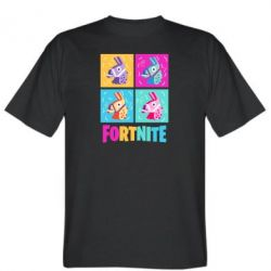 Чоловіча футболка Fortnite Llamas