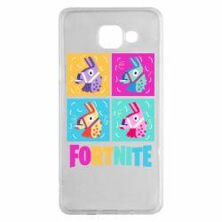 Чохол для Samsung A5 2016 Fortnite Llamas