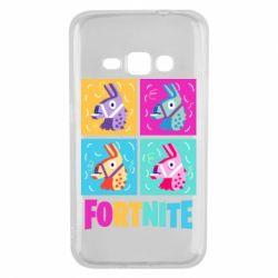 Чохол для Samsung J1 2016 Fortnite Llamas