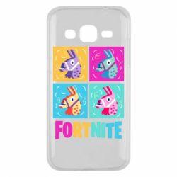 Чохол для Samsung J2 2015 Fortnite Llamas