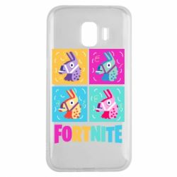 Чохол для Samsung J2 2018 Fortnite Llamas