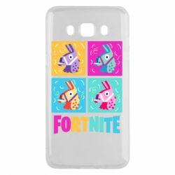 Чохол для Samsung J5 2016 Fortnite Llamas