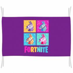 Прапор Fortnite Llamas