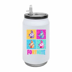 Термобанка 350ml Fortnite Llamas