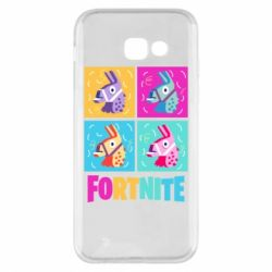 Чохол для Samsung A5 2017 Fortnite Llamas