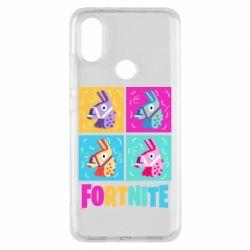 Чохол для Xiaomi Mi A2 Fortnite Llamas
