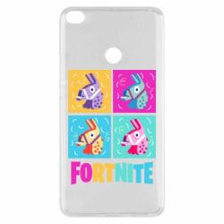 Чохол для Xiaomi Mi Max 2 Fortnite Llamas