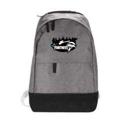 Городской рюкзак Fortnite logo and heroes