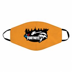 Маска для обличчя Fortnite logo and heroes