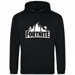 Чоловіча толстовка Fortnite logo