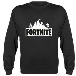 Реглан (світшот) Fortnite logo