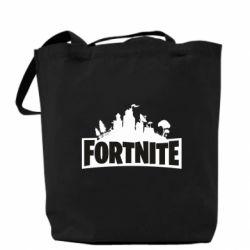 Сумка Fortnite logo