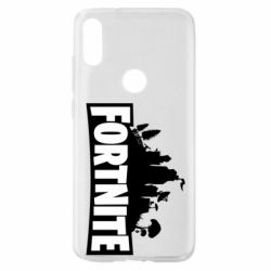 Чохол для Xiaomi Mi Play Fortnite logo