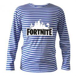 Тільник з довгим рукавом Fortnite logo