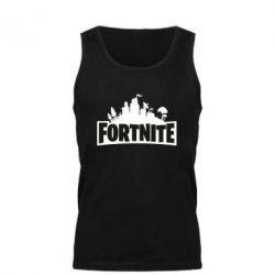 Майка чоловіча Fortnite logo