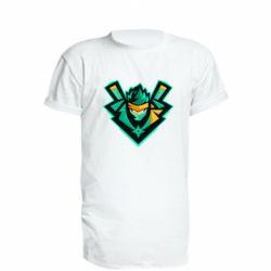 Подовжена футболка Fortnite ninja