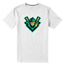 Чоловіча стрейчева футболка Fortnite ninja