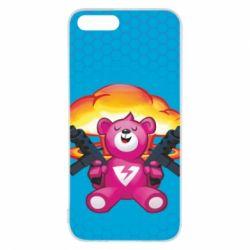 Чехол для Xiaomi Mi6 Fortnite pink bear - FatLine