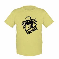 Дитяча футболка Fortnite raven circuit