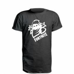 Подовжена футболка Fortnite raven circuit