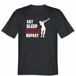 Чоловіча футболка Fortnite repeat dab