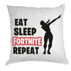 Подушка Fortnite repeat dab