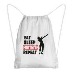Рюкзак-мішок Fortnite repeat dab
