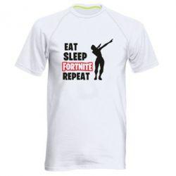 Чоловіча спортивна футболка Fortnite repeat dab
