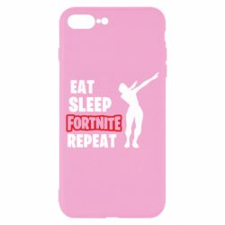 Чохол для iPhone 8 Plus Fortnite repeat dab
