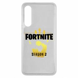 Чехол для Xiaomi Mi9 SE Fortnite season 2 gold