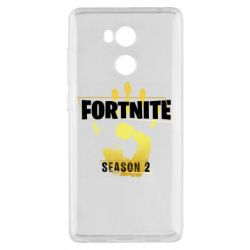 Чехол для Xiaomi Redmi 4 Pro/Prime Fortnite season 2 gold