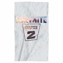 Полотенце Fortnite text chapter 2