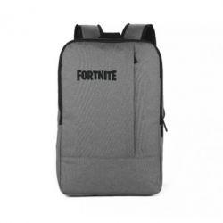 Рюкзак для ноутбука Fortnite text