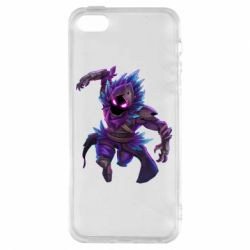 Чохол для iphone 5/5S/SE Fortnite the Raven